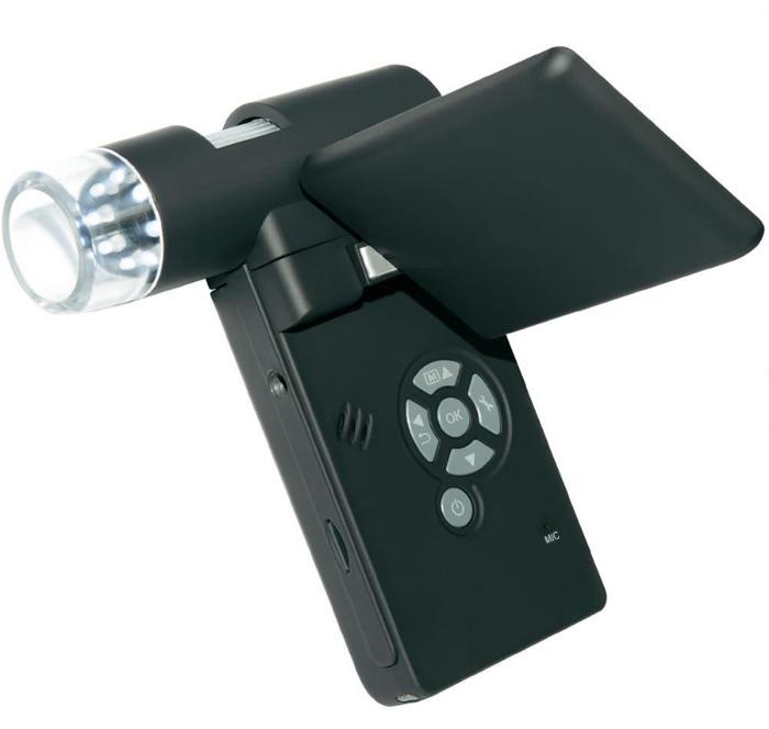 Картинка для Микроскоп цифровой DigiMicro Mobile