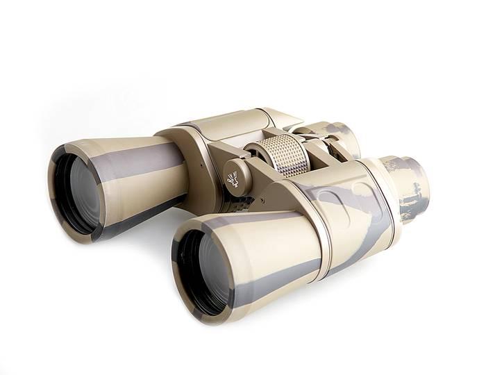Картинка для Бинокль Veber Classic БПЦ 7х50 VR, камуфляж