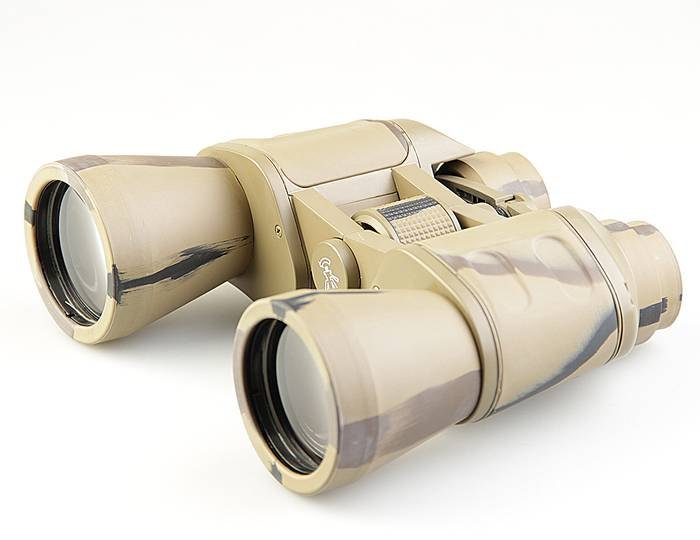 Картинка для Бинокль Veber Classic БПШЦ  10х50 VRWA, камуфляж