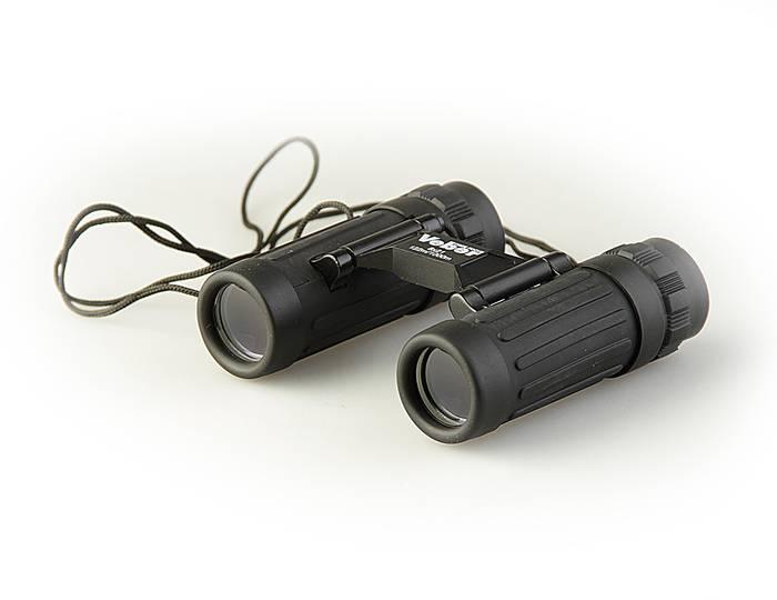 Бинокль Veber FF БП 8x21, камуфляж, черный