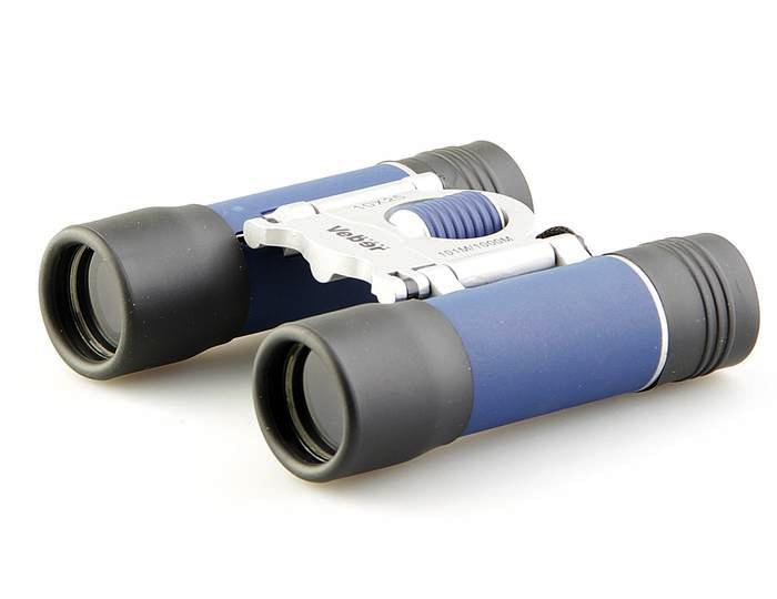Картинка для Бинокль Veber Sport БН 10х25, синий
