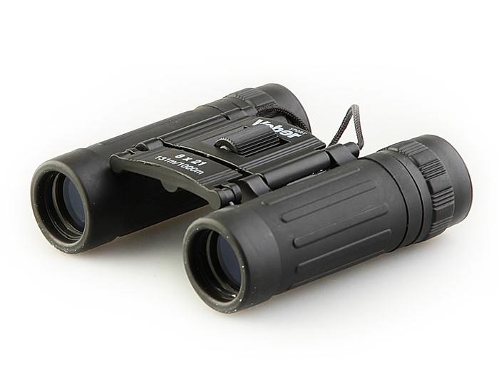 Картинка для Бинокль Veber Sport БН 8x21, черный