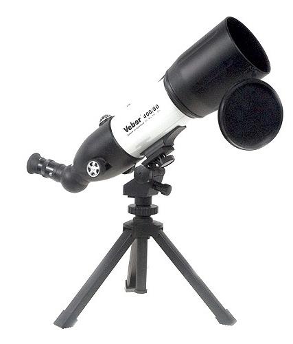 Картинка для Телескоп Veber 400/80 AZ, белый