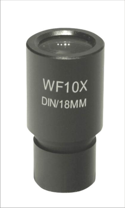 Картинка для Окуляр 10х/18 (D23,2 мм) для микроскопов