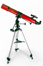 Телескоп Levenhuk Astro R185 EQ