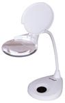 Лупа-лампа Levenhuk Zeno Lamp ZL13, белая