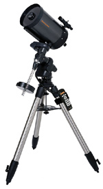Телескоп Celestron Advanced C8-SGT