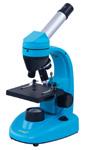 Микроскоп Levenhuk Rainbow 50L NG Azure\Лазурь