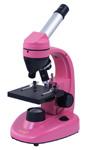 Микроскоп Levenhuk Rainbow 50L NG Rose\Роза