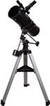 Levenhuk Skyline 120х1000 EQ - это зеркальный телескоп, который изготовлен по схеме рефлектора Ньютона.