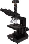 Микроскоп цифровой Levenhuk D870T, 8 Мпикс, тринокулярный