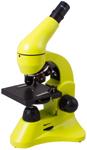 Микроскоп Levenhuk Rainbow 50L Lime\Лайм