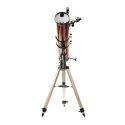 130 -мм рефлектор Ньютона на экваториальной монтировке, подходит для ведения наблюдений за небесными объектами и...